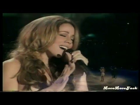 Mariah Carey - My All -  Butterfly World Tour in Japan 1998