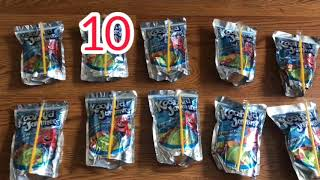 Kool-Aid - Learn to count from 1 to 10