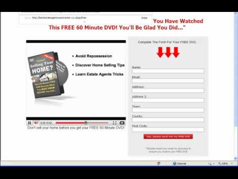 property lead generating system
