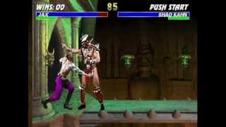 Mortal Kombat 3 (Arcade) Playthrough as Jax thumbnail