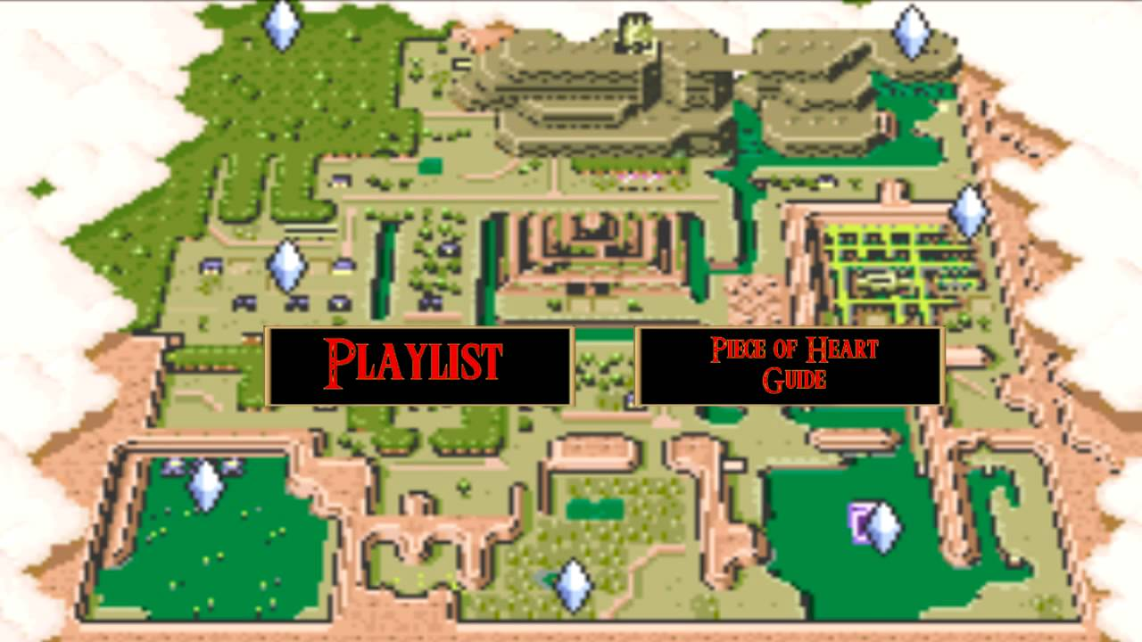Let's Play The Legend of Zelda: A Link to the Past   Dark World