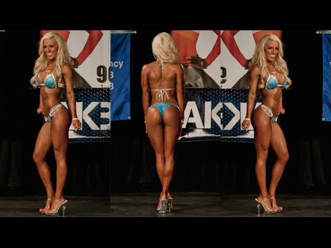 NPC BIKINI CHAMPION SHOWDAY: Prejudging and Night Show