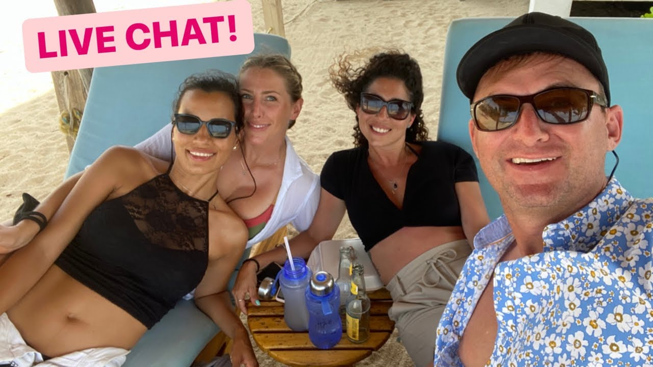 Live from Belize… What crew?