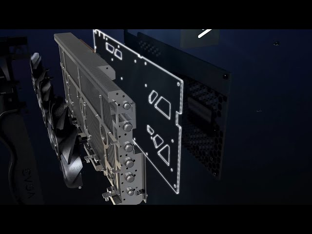 EVGA GeForce RTX 30 Series with iCX3 Technology