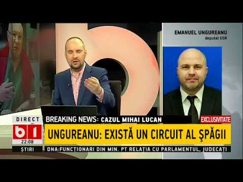 DOSAR DE POLITICIAN cu  SIVIU MANASTIRE - DOCTORUL LUCAN, UN PRODUS AL SISTEMULUI, 3 IAN 2018, P3/3