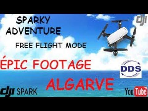 Como Entre Faro E Loulé Com Drone Apareceu Nuvems E Travuada Gerrada Pelo Fogo Em Monchique.