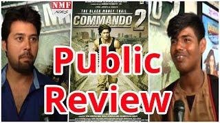 Commando 2 Public Review| Vidyut Jammwal|AdahSharma