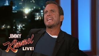 Will Arnett Reveals How He Gets Sons to Sleep