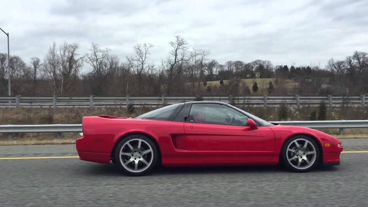 94 Acura NSX (Turbo) - YouTube