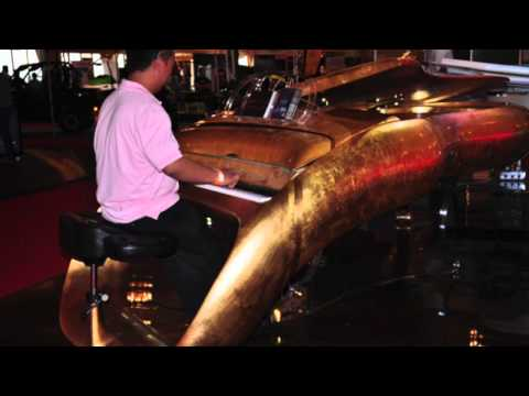 Top 10 Most Expensive Pianos in the World 2015