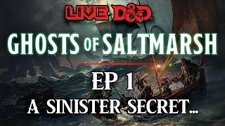Episode 1 | A Sinister Secret... | Ghosts Of Saltmarsh