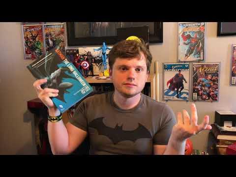 Batman The Long Halloween: Is It Any Good?