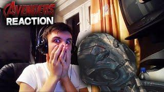 Reaction | Марвел Трейлер №3