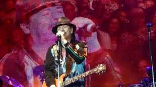 "Carlos Santana ""  Smooth / Dame tu amor "" June 4 , 2014 ,   LC ,   Columbus Ohio"