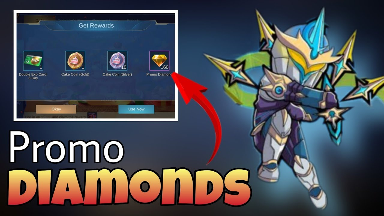 How To Use Promo Diamond In Mobile Legends Youtube