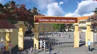 Tiện ích nội khu đất nền dự án Thanh Yến Residence Long An đối diện KCN Nhựt Chánh