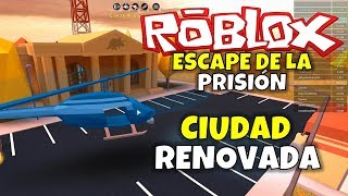 RENOVATED CITY! NEW UPDATE! ROBLOX: JAILBREAK