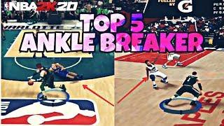 NBA2K20 MOBILE - Top 5 Ankle Breaker