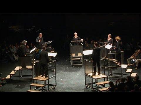 Neue Vocalsolisten: Dániel Péter Bíro - Al Ken Kara (a part of Mediterranean Voices)