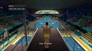 London 2012 Diving Gameplay || ExtraGamingz || Full HD