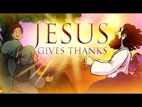 Matthew 11 Jesus Gives Thanks Thanksgiving Sunday School Lesson For Kids November 17