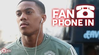 Martial: What Next? Manchester United Fan Phone In!