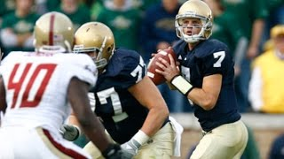 2009:  Notre Dame vs. Boston College