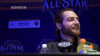 Caps Red Line: Holtby