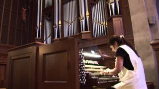 Venus Toccata - composition by Dr. Carol Williams