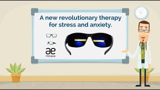 AtEase - Therapeutic Glasses for Anxiety.