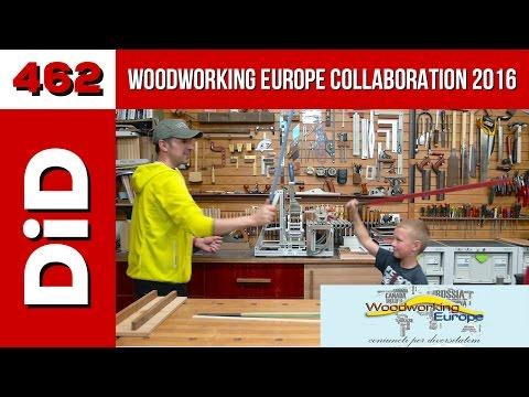 462. Woodworking Europe Colaboration 2016 – Domidrewno