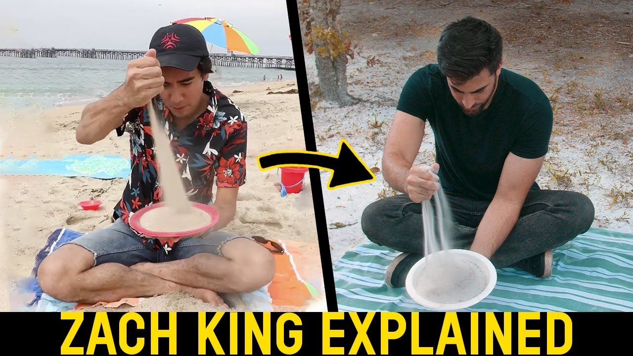 3 Zach King Effects Explained