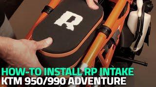 Ktm 990 / 950 Rottweiler Intake System Install (full)