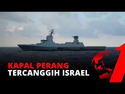 Waspadai Serangan Hizbullah, Hamas \u0026 Iran, Israel Pesan 4 Kapal Perang Dari Jerman | TvOne
