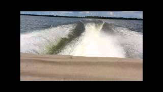 1999 YAMAHA LS2000 FUN @ LAKE MARION 9-17-2012