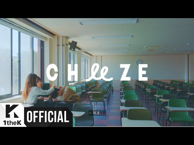 [Teaser 2] CHEEZE(치즈) _ Be There