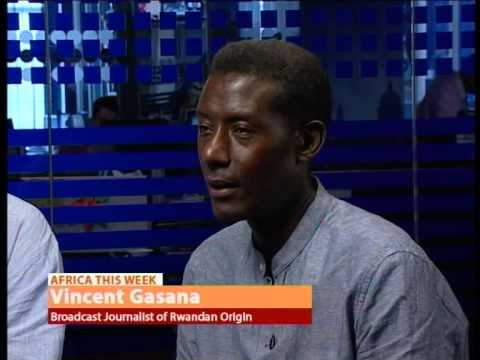 Africa This Week: Episode 6 - Part 1 - Arrest of Rwandan Intelligence Chief