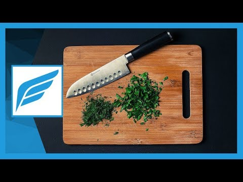 Learning Safe Knife Skills - With  Jennifer Pasos (Online Culinary Teacher)