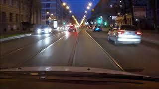 Смотреть видео ДТП Санкт Петербург Проспект Энгельса и Студенческой улицы 28 07 онлайн