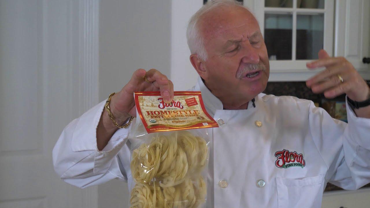 Mr Flora Cooking Show-Pasta