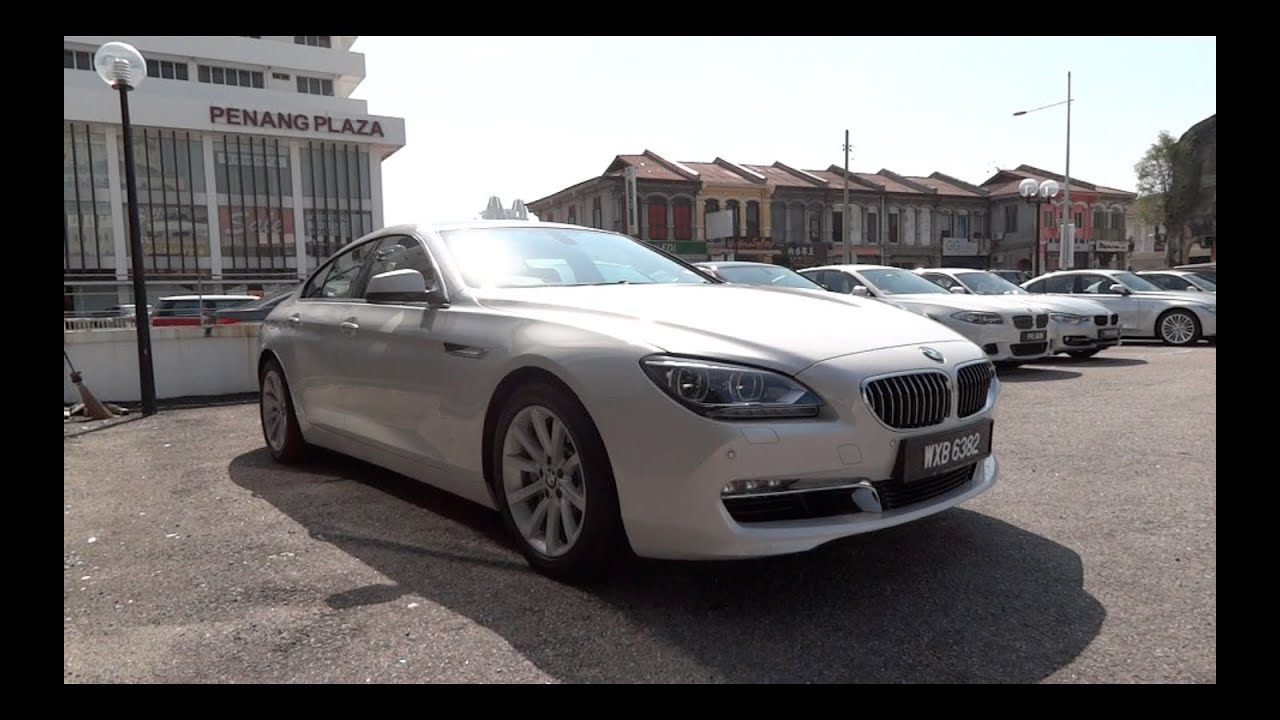 BMW I Gran Coupe StartUp And Full Vehicle Tour YouTube - 2012 bmw 640i gran coupe
