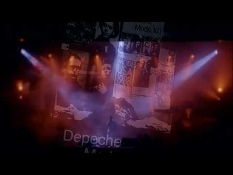 """Depeche Mode - """"Blasphemous Rumours"""" 101: Music For The Masses 1989"""