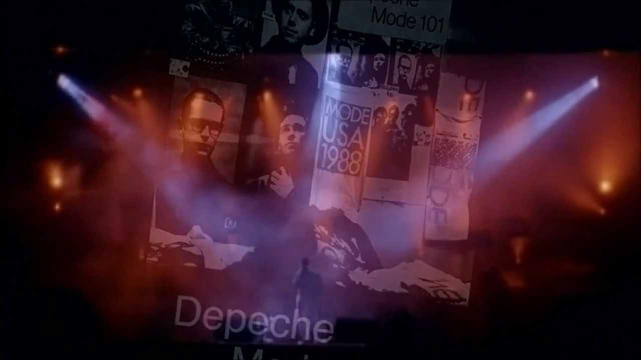 Depeche Mode Blasphemous Rumours Somebody