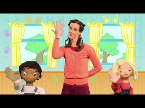 promofilm 'praten met je handen' - kindergebaren met lotte & max