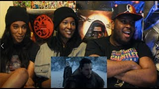 Game of Thrones | Season 8 | Official Promo: Survival REACTION + THOUGHTS!!!