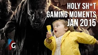 5 Holy Shit Gaming Moments from January 2015
