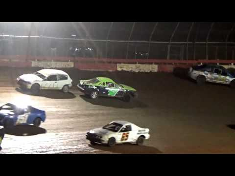 Screven Motor Speedway - Battle Royale Part 1  - SCDRA - 03/31/18