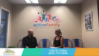 Active family chiropractic | Subluxation Free | Ricky