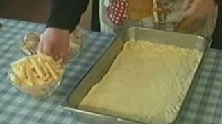 Видео рецепты: Пирог с рыбой - русская кухня