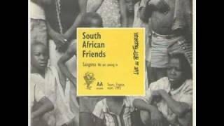 South African Friends Sangena